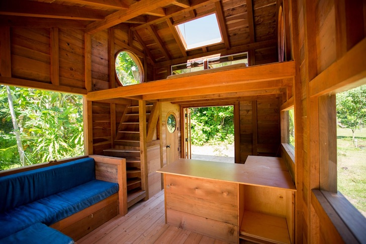 200 Sq Ft House By Jay Nelson « Inhabitat