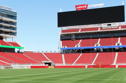 Levi's Stadium Becomes First Pro Football Field to Earn LEED Gold Certification as New Construction