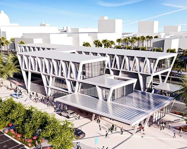 All Aboard Florida, Ft Lauderdale, Miami, West Palm Beach, Rail Network, SOM, Zyscovich Architects,