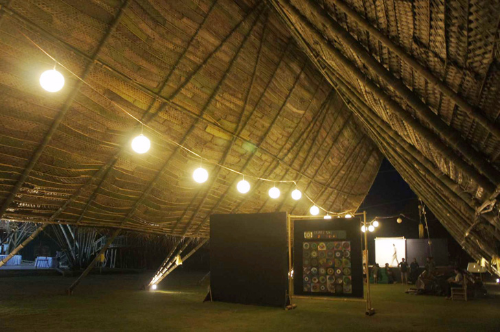 The Green Schoolu0027s Magnificent Bamboo Tent is Made from Locally-Sourced Materials in Bali | Inhabitat - Green Design Innovation Architecture ... & The Green Schoolu0027s Magnificent Bamboo Tent is Made from Locally ...