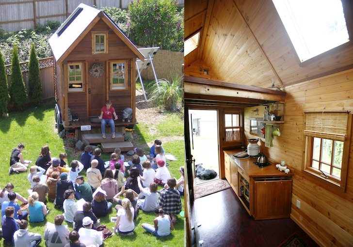 INTERVIEW: Tiny House Pioneer Dee Williams Discusses Living Large in ...
