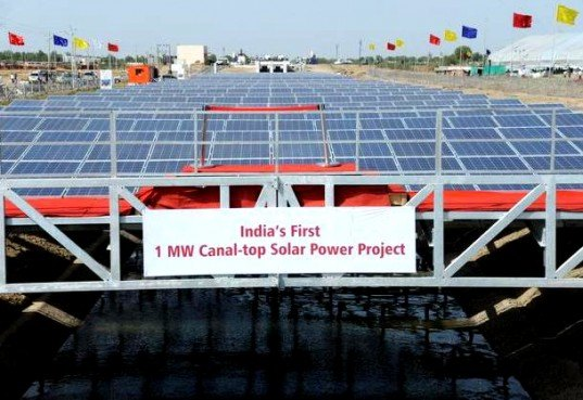 India, floating solar power project, floating solar array, solar power plants, India to build world's largest onshore floating solar power plant, Kerala, Dr. SP Gon Choudhury, National Hydro Power Corporation, Kolkota,
