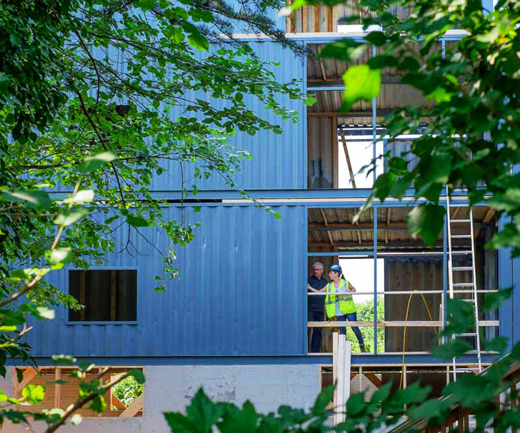 Apartments Around Dc: Shipping Container Apartments Cause A Stir In Brookland, DC