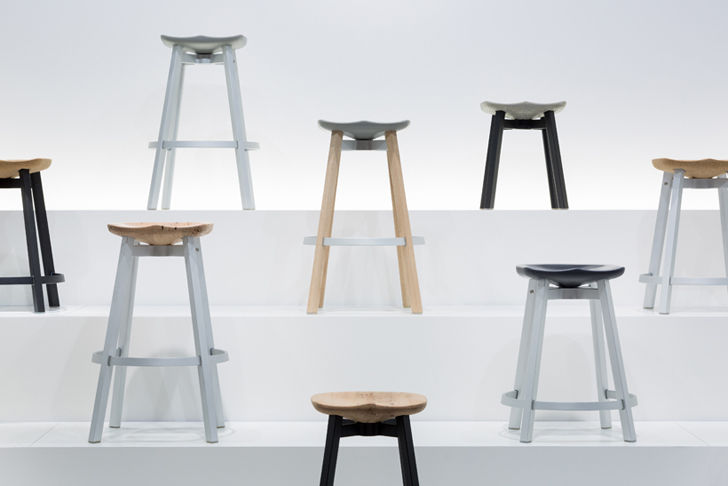 Emeco's New Su Stool Captures the Spirit of the Navy Chair With Recycled Materials