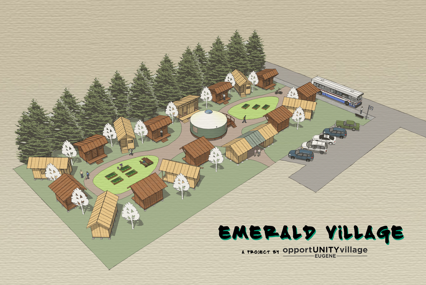 How Tiny House Villages Could Solve Americas Homeless Epidemic Architecture