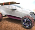 Erik Meldahl Wants to 3D-Print this Extraordinary Maasaica Car with Biodegradable Materials in Kenya
