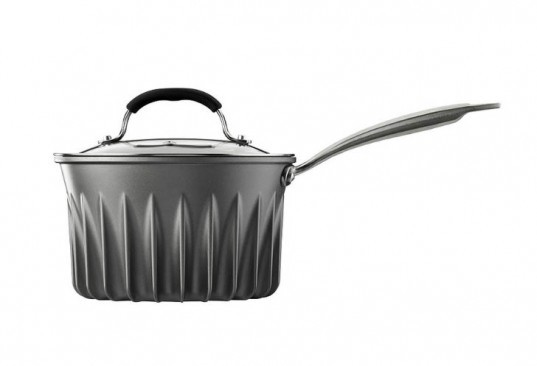 Rocket Scientist Designs 'Flare' Pot That Cooks Food 40% Faster, Saves Energy