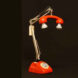 Recycled materials, green home décor, flexofono lamps, dos de tres lamps, upcycled telephone, upcycled telephone lamp, recycling, reusing, lighting, lamps, green lighting