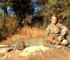 "Texas Cheerleader Claims Hunting the ""Big 5″ in Africa is Conservation"