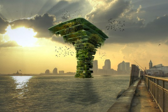 Koen Olthuis, Inhabitat Interview, Waterstudio.nl, floating architecture, rising sea levels, climate change, global warming, flooding, coastal cities,