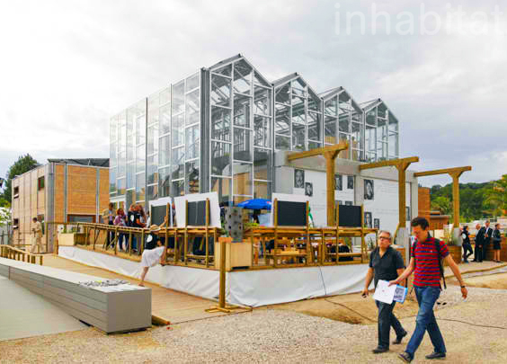 Solar Philéas: Modular Apartment Upgrade for 120-Year-Old French ...