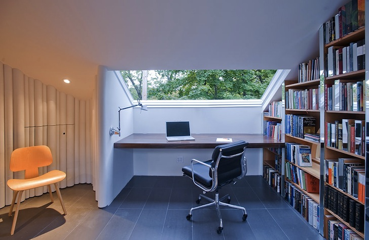 Para Project Transforms A 1930s Attic Into Stunning Writer