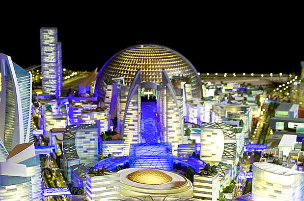 Dubai To Build World S Largest Shopping Mall For Expo 2020