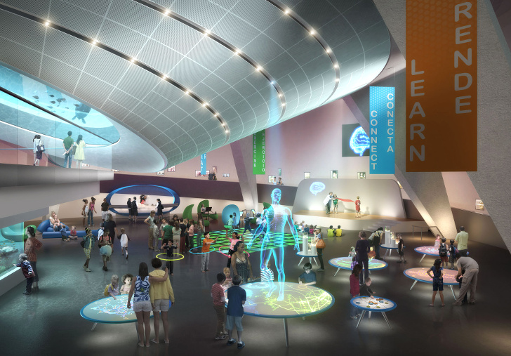 Miami U0026 39 S New Science Museum To Feature An Incredible