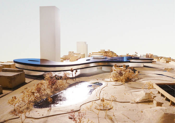 Peter Zumthor Amp Lacma Unveil Revised Design For New Solar