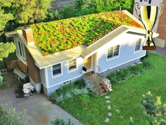Recover Green roofs, living roof, bio-architecture, urban agriculture, Boston urban farm, rooftop farm, living walls, passive cooling, green roof, sustainable design, green design, green building, sustainable architecture