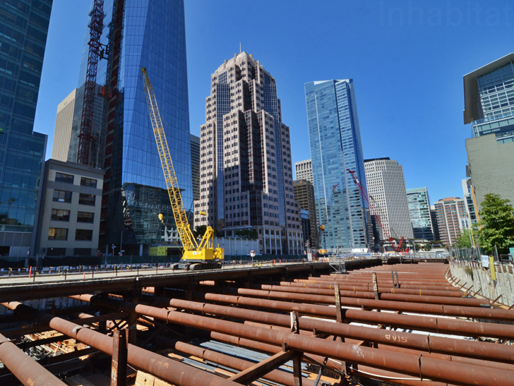 Transbay Center San Francisco Is Building The Future Of