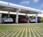 Tesla Superchargers Delivered Over One Gigawatt Hour of Energy to Model S EVs in June