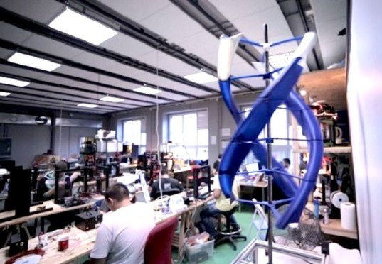 3D-printed Wind Turbine Fits in Your Backpack!