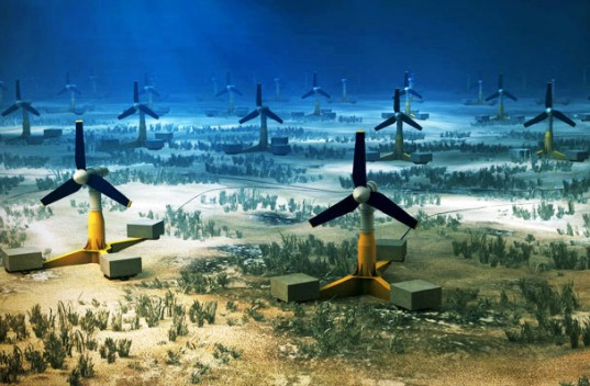 Atlantis Announces Funding For the World's Largest Tidal Energy Project in Scotland