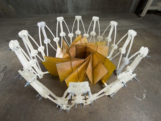 NASA solar array, NASA origami solar, origami solar array, solar array, space solar power, space solar, NASA space solar, origami solar array, origami NASA, NASA folding solar, folding solar array, NASA solar power, NASA space solar power, BYU folding solar, BYU origami solar
