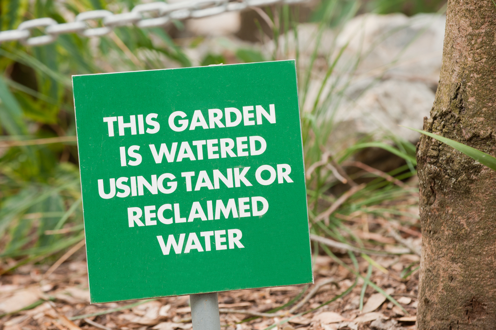 Image result for use wastewater to water garden