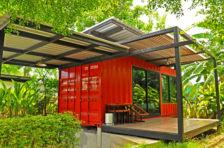 ... Shipping Container Home. Architecture & How to Customize and Spice Up a Shipping Container Home | Inhabitat ...