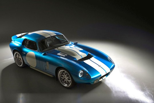 Renovo Motors Coupe Electric Car Shelby Sports Green