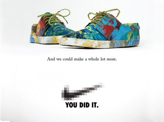 """Trash-Made Sneakers Aim to Remind People About the """"Plastic Legacy"""" of Consumerism"""