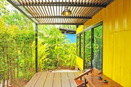 How to customize and spice up a shipping container home for Fertighaus container modul