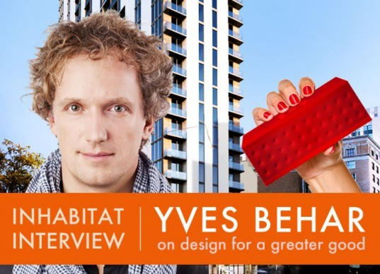 Yves Behar, Yves Béhar, Fuseproject, Fuseproject interview, inhabitat interview, design interview, green design, sustainable design, green gadgets, green design interview, green technology, clean technology, invisible interface, centro, centro miami, yves behar architecture, yves behar interior design, edyn garden sensor, vessyl, jawbone, jawbone up, clever little bag