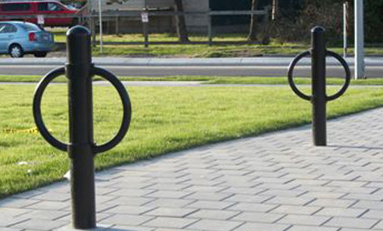 How Bike Bollards Protect Pedestrians And Property While