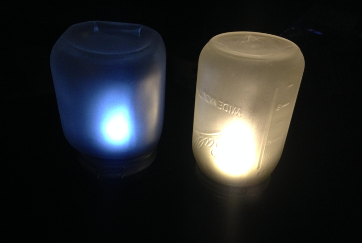 These Homemade Solar Lanterns Will Light Up Your Night