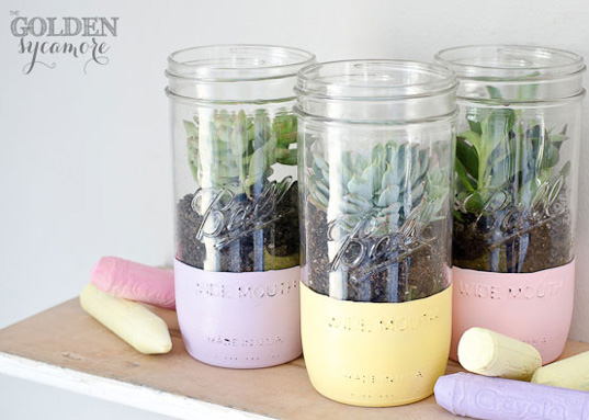 hometalk, gardening, diy, diy home, mason jars, mason jar gardening, home talk, diy ideas, gardening ideas