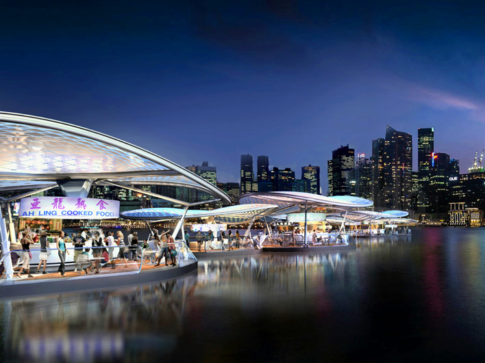 Spark Architects Propose Gorgeous Solar Orchid Floating