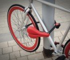 Seatylock: Brilliant Bicycle Saddle Conveniently Transforms into a Solid Metal Bicycle Lock