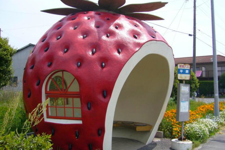 6 Fun Fantastic Bus Stops From Around The World