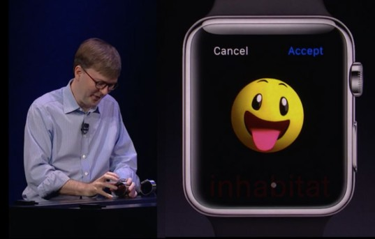 apple watch emoticons, animated emoticons apple watch interactivity, apple's most personal device, apple watch, iwatch, apple iwatch, apple wearable device, apple, iphone, wearable iphone, wearable technology, fitness devices, green technology, activity monitor