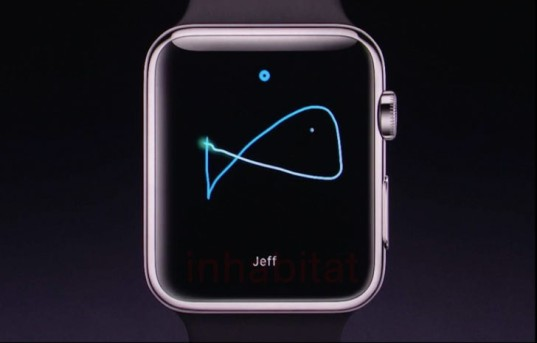 apple watch doodles, apple watch interactivity, apple's most personal device, apple watch, iwatch, apple iwatch, apple wearable device, apple, iphone, wearable iphone, wearable technology, fitness devices, green technology, activity monitor
