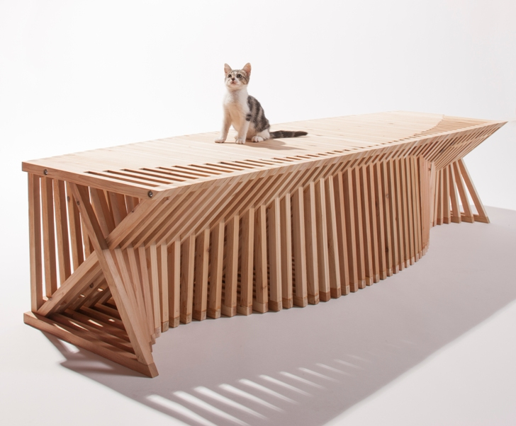 8 Awesome Cat Houses Showcased At Architects For Animals