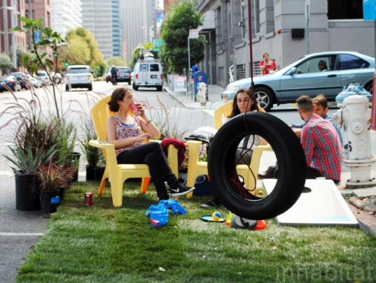 parking day, Park(ing) Day, parking day 2014, Park(ing) Day 2014, urban space, pop-up park, parks, park, sustainable design, green design, green events, green architecture, landscape architecture, eco art, green art, rebar, urban design, green space, parking spot, parking lot, parklet, Bar Architects