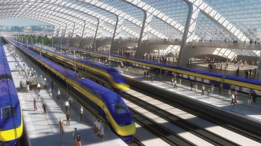 Trainsforming America, California High-Speed Rail, HSR, fast trains