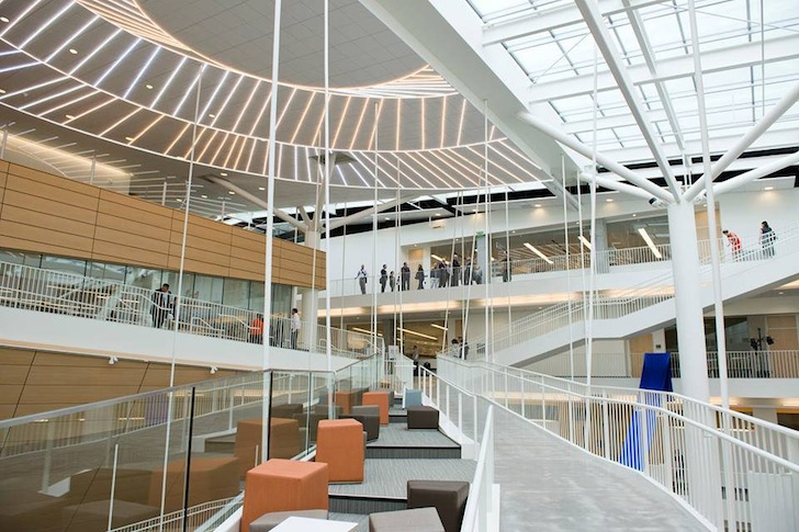 Oregons Largest Education Building Achieves LEED Platinum