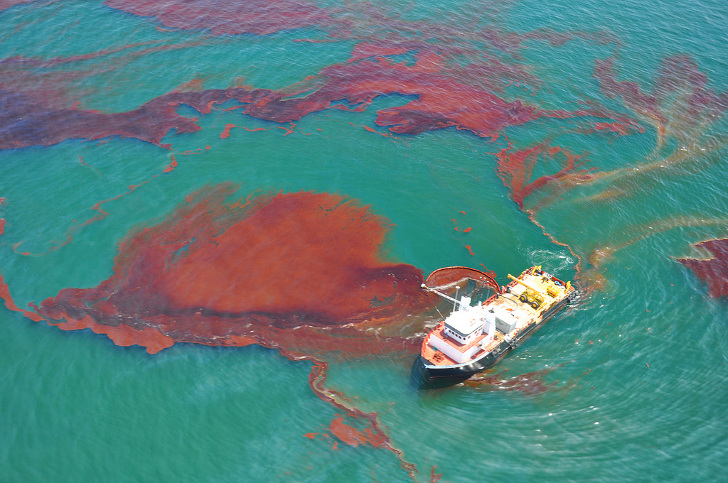 BP Faces up to $18 Billion in Fines for Gross Negligence Over Deepwater Horizon