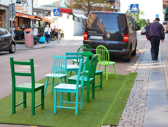 parking day, Park(ing) Day, parking day 2014, Park(ing) Day 2014, urban space, pop-up park, parks, park, sustainable design, green design, green events, green architecture, landscape architecture, eco art, green art, rebar, urban design, green space, parking spot, parking lot, parklet, gothenberg, sweden, mareld landscape architecture
