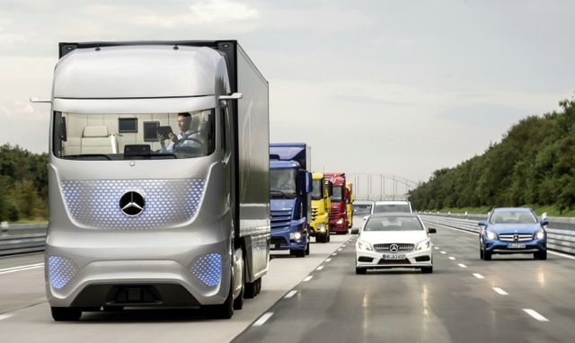 Mercedes Benz Future Truck 2025 Get Ready To Share The