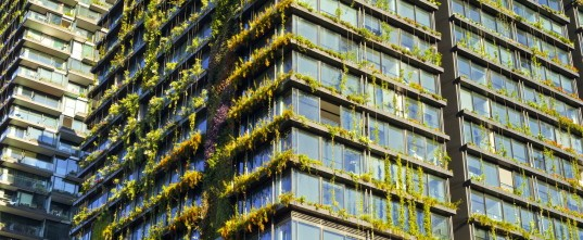 green building, biomimicry, future cities, One Central Park, Sydney, Australia, Jean Nouvel, Patrick Blanc, green wall, vertical garden, urban village, city park, multi-use building