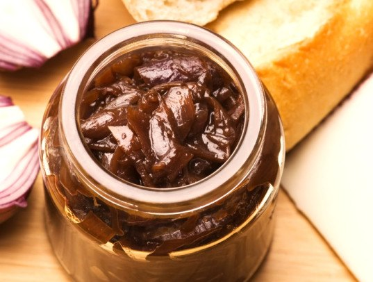 Onion Garlic Jam