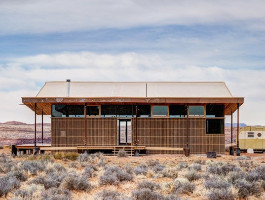 Skow Residence, Design Build Bluff, Colorado Building Workshop, student project, desert architecture, university of colorado denver, green home, straw bale home