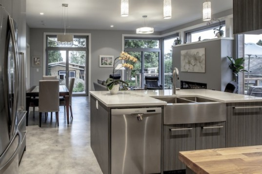 South Surrey Passivhaus, Marken Projects, passive house, british columbia, marken design and consulting, multi-generational living